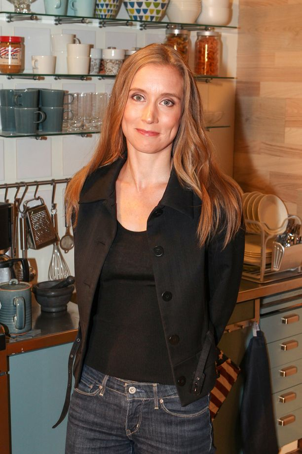 Nora Rinne vuonna 2013.