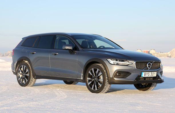 Volvon suosikkimalli V60 sai nyt myös Cross Country -version.