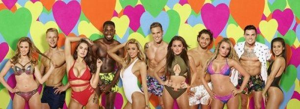 Love Island UK -sarjan 3. kauden tähtiä.