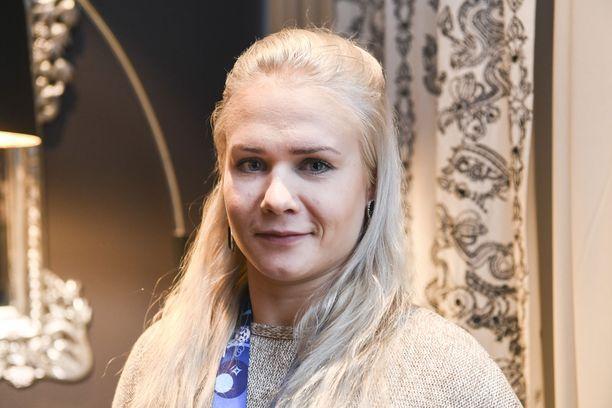 Petra Olli voitti painiurallaan muun muassa MM- ja EM-kultaa.