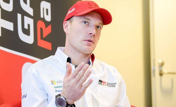 Jari-Matti Latvala ajoi rajusti ulos Espanjassa.