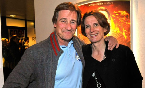 Riki ja Barbara Sorsa olivat yhdessä 34 vuoden ajan.