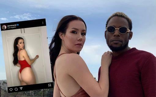 """90 päivää morsiamena -sarjan suomalaistähti Jasmin julkaisee seksikkäitä kuvia OnlyFansiin: """"Kyllä kannatti"""""""