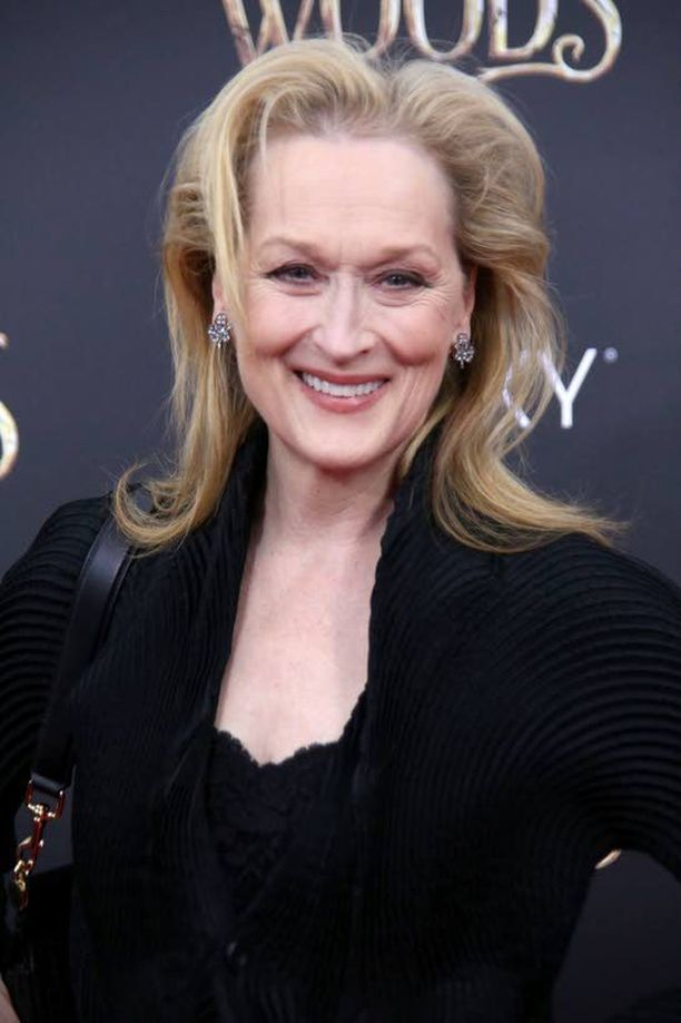 Meillä kaikilla on parantavaa voimaa ja voimme auttaa toisiamme, Meryl Streep sanoo.