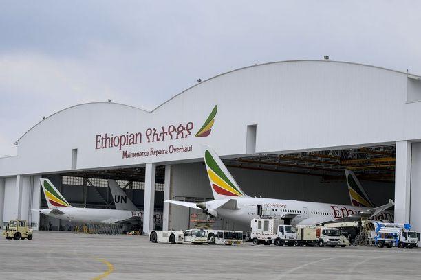Ethiopian Airlines on Etiopian valtiollinen, menestyvä lentoyhtiö, joka kuljettaa matkustajia 126 kohteeseen viidelle eri mantereelle.
