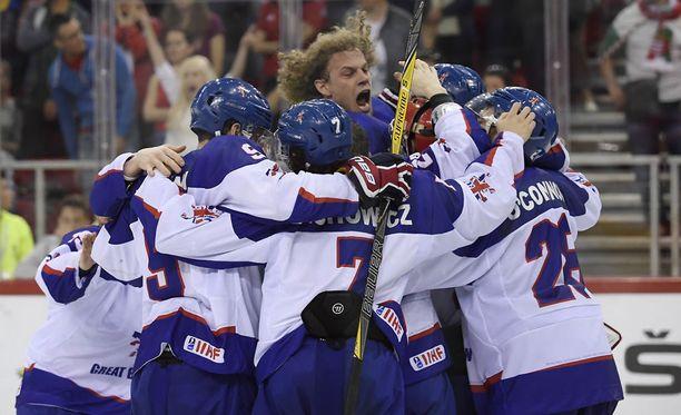 Iso-Britannia kohtaa Suomen MM-kisoissa 57 vuoden tauon jälkeen.