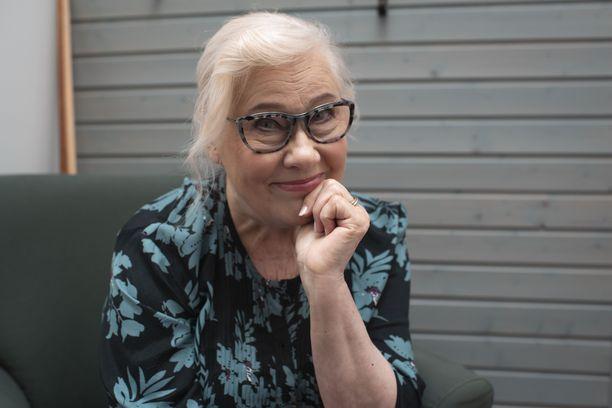 Maija-Liisa Peuhu, 78, aloitti roolinsa Ulla Taalasmaana jo vuonna 1999.