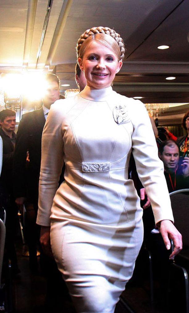 Pääministeri Julia Tymoshenko siirsi tiedotustilaisuutensa tiistaille.