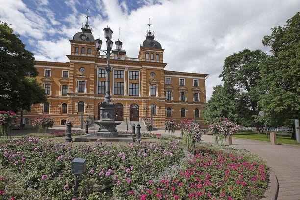 Oulun linnamainen kaupungintalo sijoittui kolmanneksi.