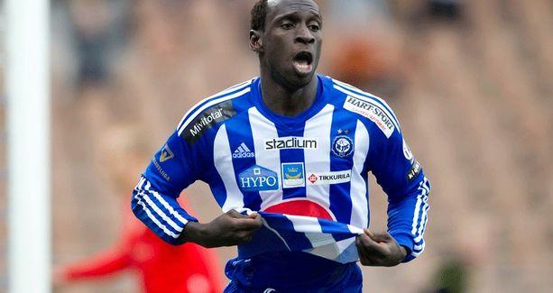 Dawda Bah pelasi HJK:ssa vuodet 2007–2011.