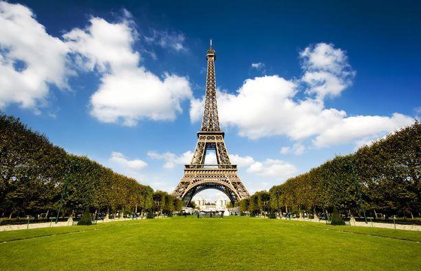 Pariisi on kaupunkikohtaiden parhaimmistoa.