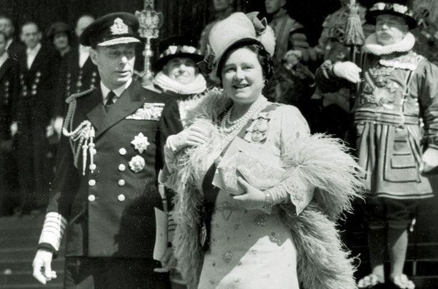 Yrjö VI ja Elisabet avioituivat vuonna 1923.