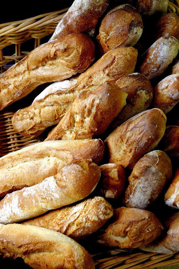 Patonkeja kannattaa leipoa kerralla isompi satsi - ne ovat niin hyviä.