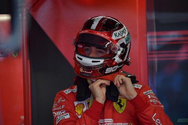 Charles Leclerc, Scuderia  Ferrari, formula 1 GP, Kanada in Montreal, 08.06.2019Photo:mspb/Jerry Andre