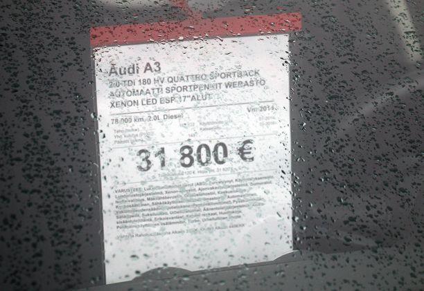 Premium-merkit kuten BMW, Mercedes ja Audi ovat usein dieselkäyttöisiä, eivätkä kauppiaat näe niiden asemaa uhattuna.