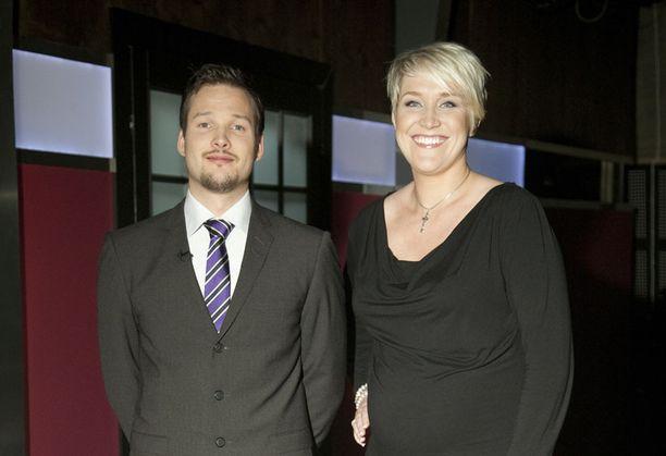 Diilin finaalitaisto käytiin Teemu Nuutisen ja Mira Kasslinin kesken.