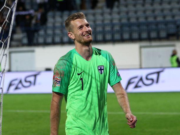 Pitääkö Lukas Hradcky Suomea pystyssä Italiaa vastaan?