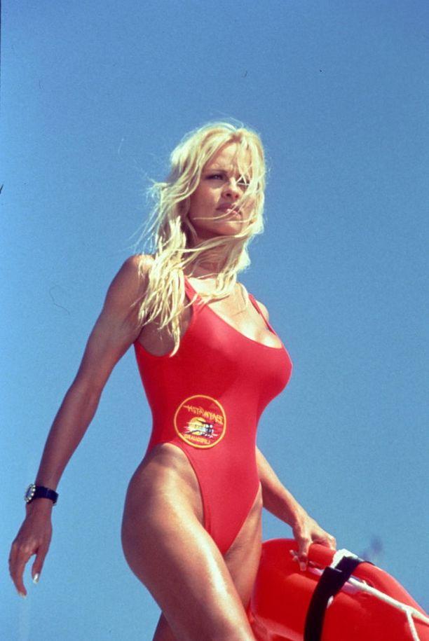 Pamela Anderson, 1997