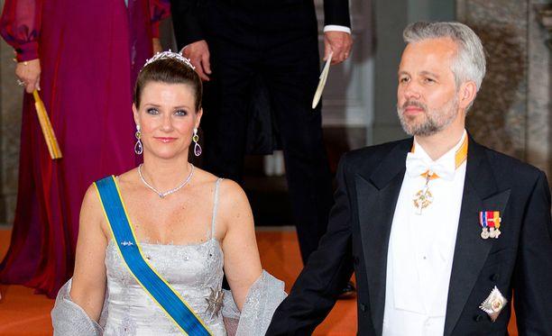 Märtha Louisen ja Ari Behnin 14-vuotinen avioliitto tuli päätökseen elokuussa.
