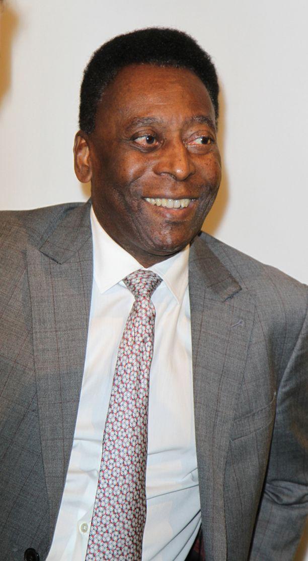 Pelé teki kaupassa voittoa yli 2 miljoonaa.