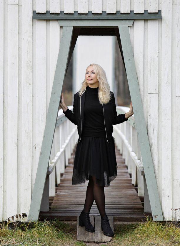 Maria Kivijärvi.