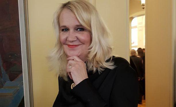 Miitta Sorvali on näytellyt Kaikki äitini, kaikki tyttäreni -esityksessä vuodesta 2013 alkaen.