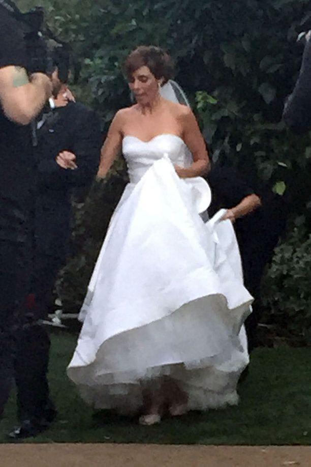 Jamie-Lynn Sigler ja Cutter Dykstra menivät naimisiin 16. tammikuuta.