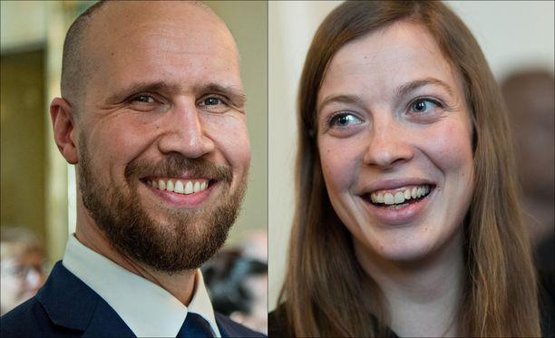 Li Anderssonin (vas) arvioidaan lisäävän puolueensa kannatusta eniten, Touko Aallon (vihr) vähiten.