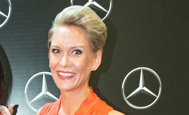 Heidi Sohlberg on täynnä taisteluhenkeä.