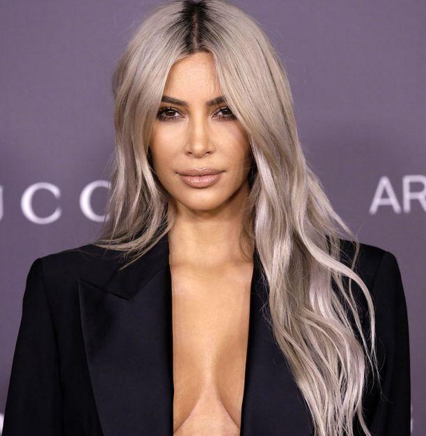 Kim Kardashianin huulet - ja myös nenä - ovat Jordanin mielestä aivan erityisen onnistuneet.