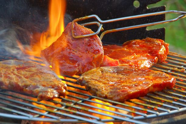 Liha on täyttä ketodieettiruokaa.