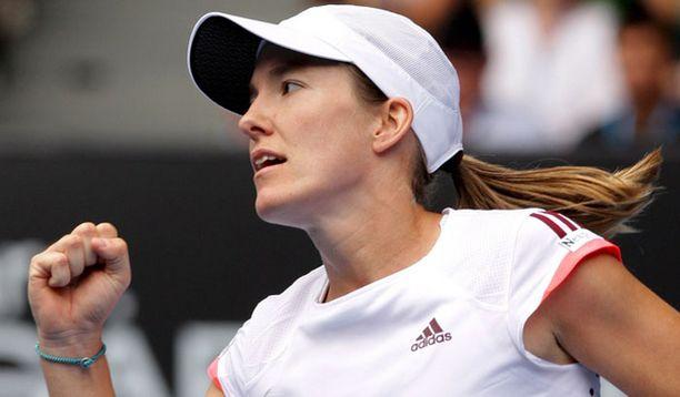 Vuosi sitten Justine Henin jätti Australian avoimet väliin avioeron takia.