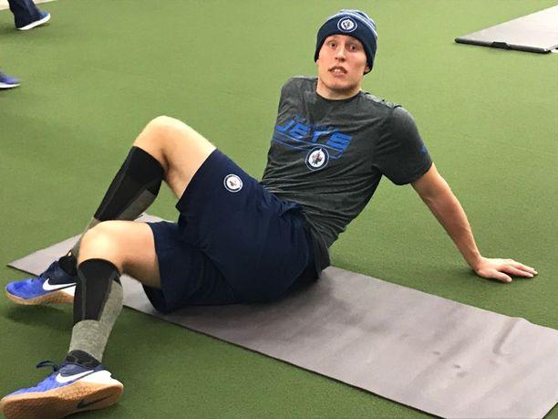 Patrik Lainetta odottaa tulevan kauden jälkeen messevä palkankorotus.