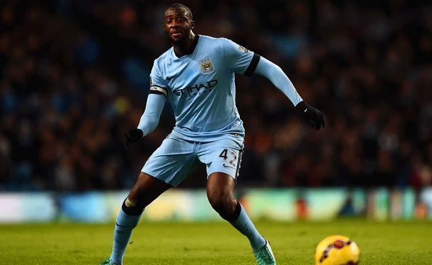 Yaya Touré kohtaa entisen seuransa.
