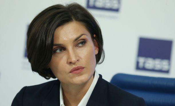 Minkä lajin olympiamitalin Anna Tshitsherova menetti?