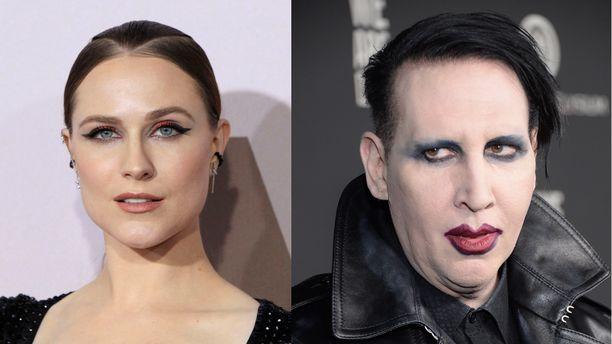 Evan Rachel Wood ja Marilyn Manson seurustelivat vuosien 2007-2011 välillä.