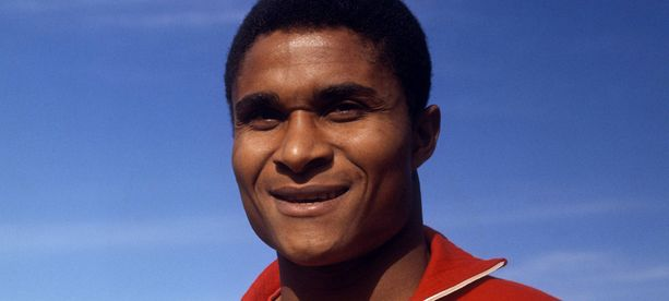 Nuori Eusebio vuonna 1963.