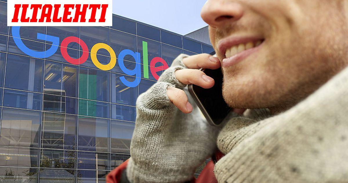 Google Tallentaa Puhettasi
