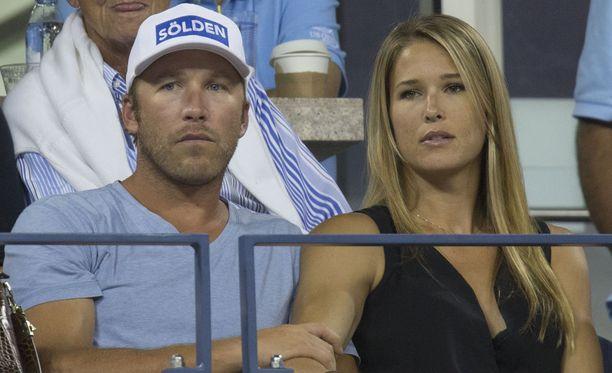Bode Miller ja Morgan Beck avioituivat vuonna 2012.