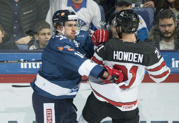 Kanada antaa Leijonille kovan vastuksen Karjala-turnauksen päätöspelissä.