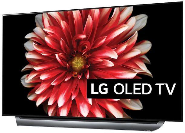 LG OLED55C8 -televisio
