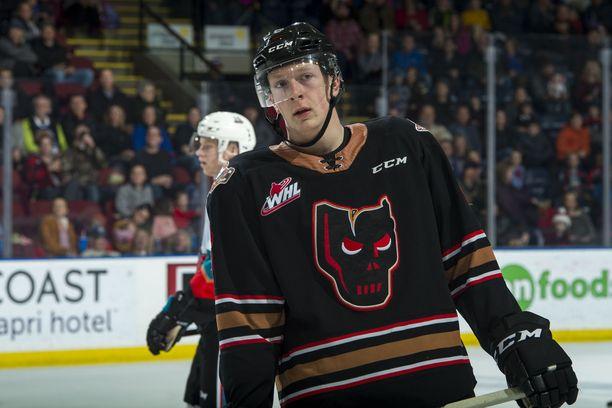 Luke Prokop tuli kaapista ensimmäisenä NHL:n sopimuspelaajana.