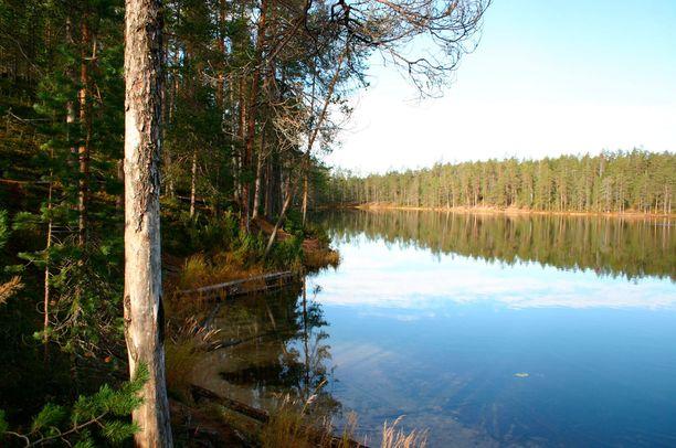 Hossan kansallispuiston vihkiäisiä vietetään 17. kesäkuuta.