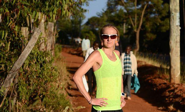 Paula Radcliffe pahoitti mielensä häneen kohdistuvista dopingepäilyistä.
