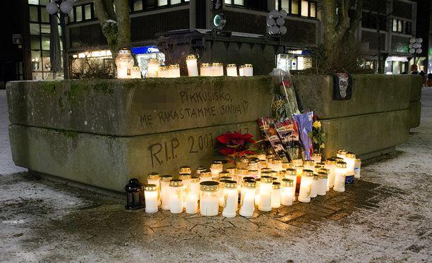 Tyttö löydettiin surmattuna Keravalla joulukuun alussa.