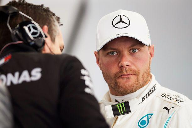 Valtteri Bottas ajoi Itävallan GP:n voittoon.
