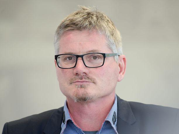 Petteri Nykky on luotsannut Suomen salibandymiehet maailmanmestaruuteen vuosina 2008, 2010 ja 2018.