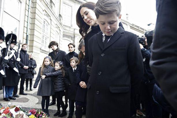 Tanskalaiset haluavat hyvästellä 13. helmikuuta edesmenneen prinssin.