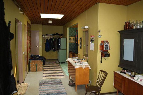 Talon värimaailma on 70-luvulta.