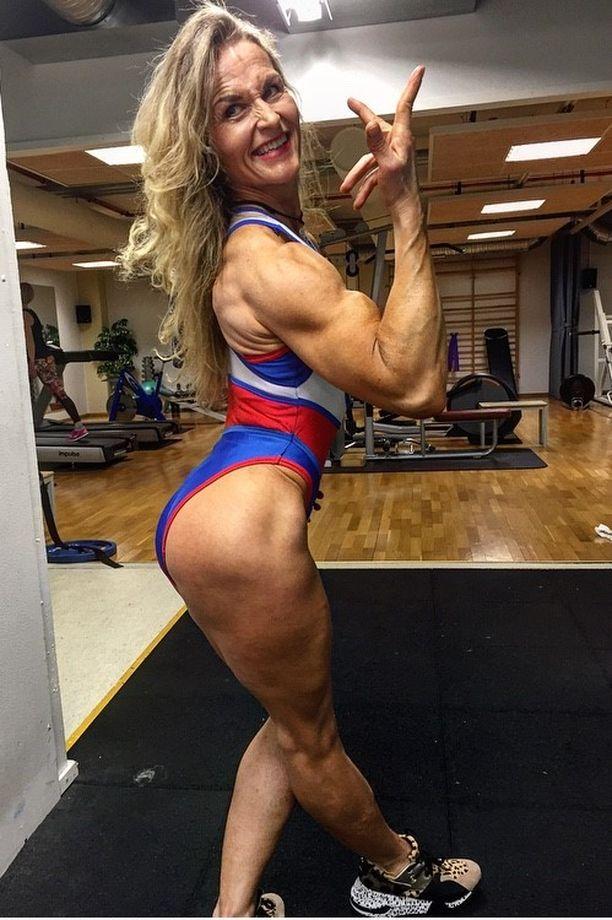 Huippukunnossa oleva nainen palaa kilpalavoille 53-vuotiaana.